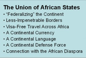 KRWeb 1 Union of African States