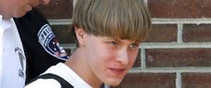Dylann Roof Arrest 2