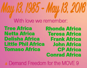 MOVE Bombing 1985i Remember the Osage Avenue Victims