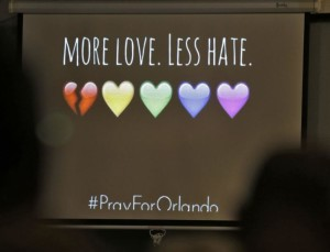 More Love Less Hate