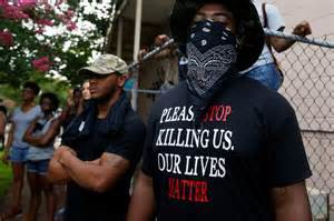 BLM asks Stop Killing Us 1