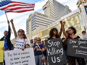 BLM asks Stop Killing Us 3