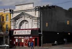 "The Arch Social Club, ""Back In The Day""."