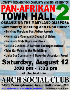 Pan Afrikan Town Hall 2 August 12 2017a